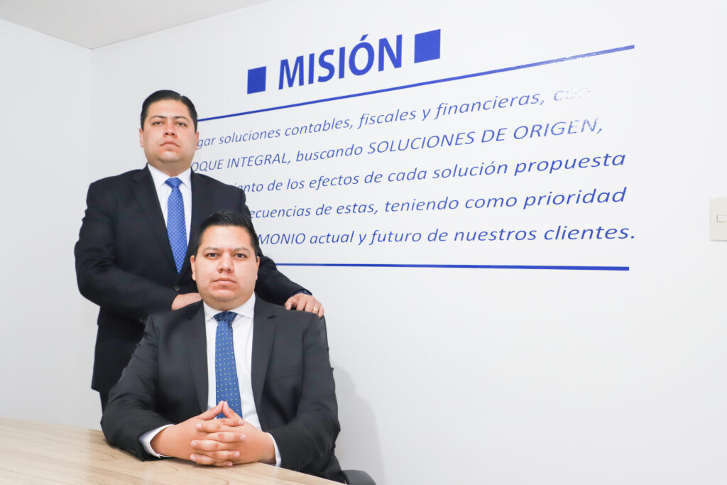 MGA Despacho de Contadores Misión