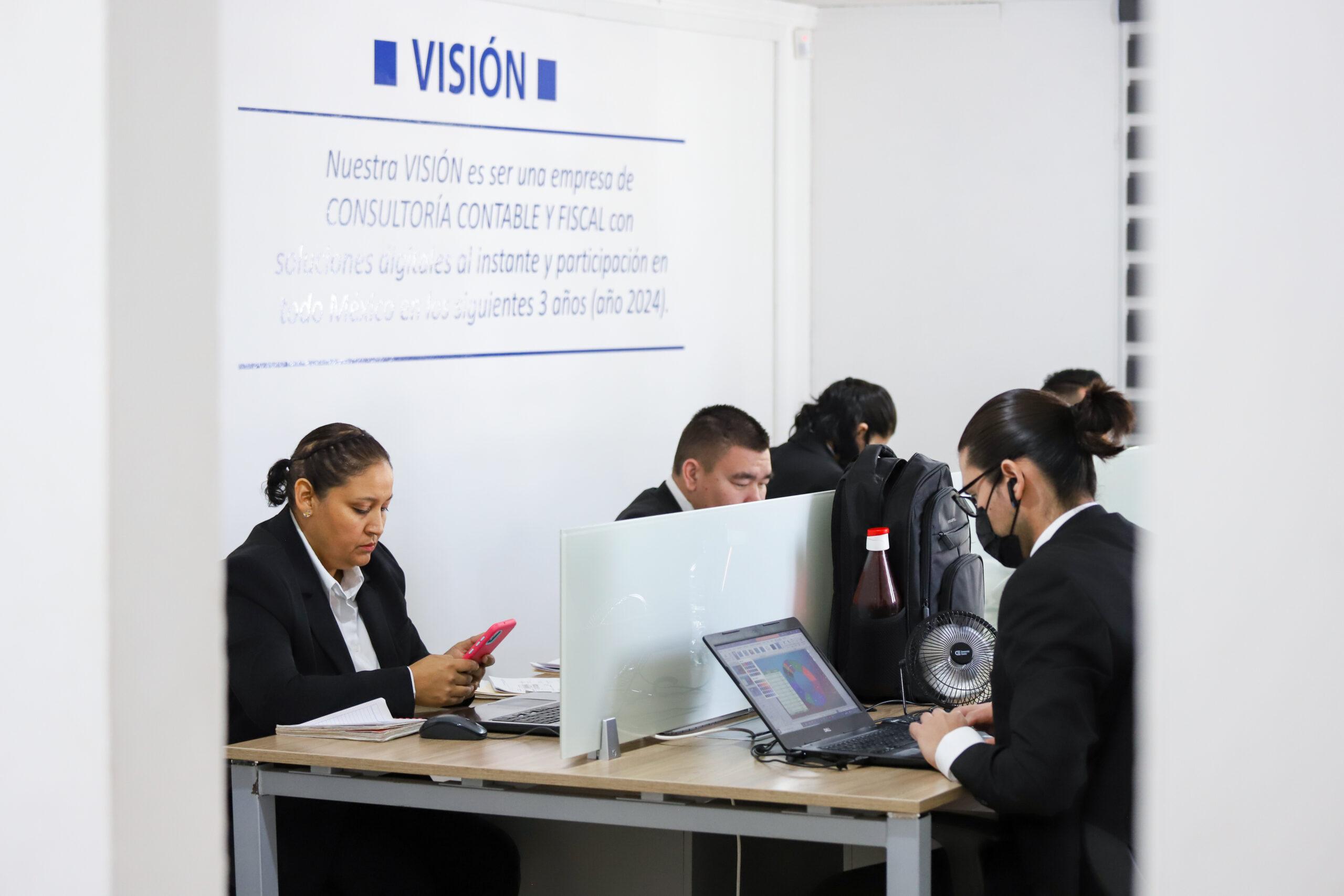 Visión Despacho de Contadores en San Luis Potosí MGA Integradores
